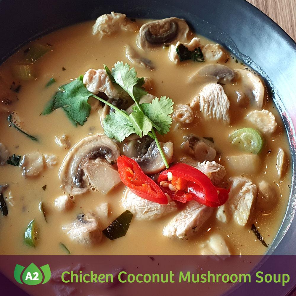 A2 Tom Khaa Gai Chicken Coconut Soup