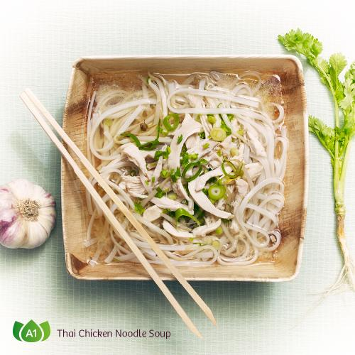 A1 Kotiau Gai Thai Chicken Noodle Soup